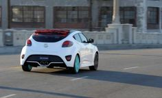 All you Veloster fans! Here's the latest addition to the concept family.