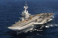 Le Charles de Gaulle engagé dans les opérations contre Daech en Irak   Mer et Marine