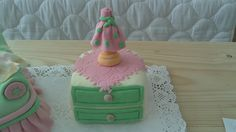 cake - dort detail lampička