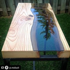 roduct with ・・・ Wood and Glass Coffee Table by Slab … p.roduct with ・・・ Wood and Glass Coffee Table by Slab & Board.