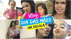 Vlog: Homenagem do Dia das Mães na escola! por Keila Anatiele