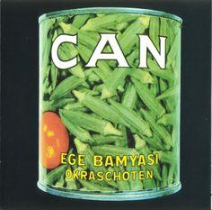 Can - Ege Bamyasi (1972) ... my favorite album by jazzy German 'Kraut-rock' band.