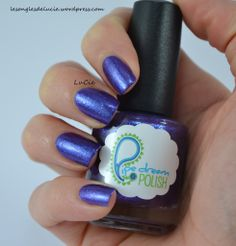 'electric soul' blog post by nails Lucie
