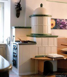 Kuchnia kaflowa-tradycja i prestiż. (Świdnica k. Zielonej Góry) http://www.alleopole.pl/