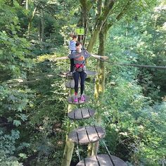 Go Ape, Take The First Step, Make Time, Live Life, Britain, Have Fun, Bring It On, Adventure, Party