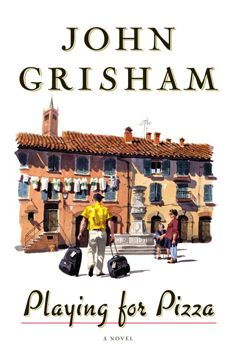 Playing for Pizza, John Grisham - An unexpected pleasure to read. A football player travels to Italy to play in an American football league, only to discover the love and joy of living in another country. Used Books, Great Books, Books To Read, Law Books, John Grisham Books, Never Be Alone, Quick Reads, Reading Challenge