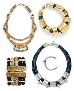 OrlyGenger - rope jewelry