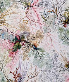 Textil design by William Kilburn