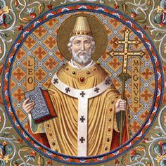 Pope Leo I (the Great) dies in Rome. His writings have become an important…