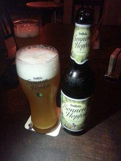 Sonnen Hopfen. Gaffels. Cologne. #bier #beer