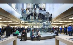 Iconic: The Architecture of Apple Stores - Architizer