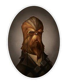 Chewbacca by Greg Peltz