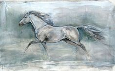White Horse IV - Lydia Kiernan