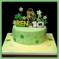 Unique Sweet 16 Cakes | Cakes by Maylene: Ben 10 and Alice in Woderland Cakes Designed for ...