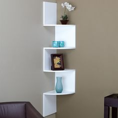 Corner Storage Shelves on Provo Corner Shelf   Meijer Com