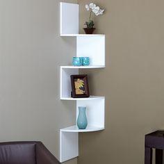 Corner Storage Shelves on Provo Corner Shelf   Meijer Com