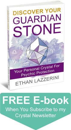 free e-book on Crystal Healing for the Empathetic and Sensitive