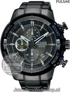 Pulsar PM3049X1 horloge Chronograaf Heren