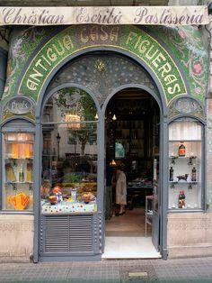 Antigua Casa - Barcelona, Spain photographed by Dennis Barloga
