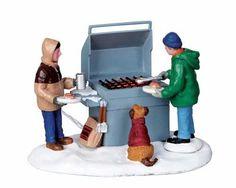 Lemax Village Collection Grillin' & Chillin' # 04234