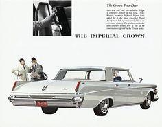 1963 Imperial Crown Four-Door Hardtop