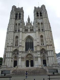 Notre Dame, Brussels, Belgium