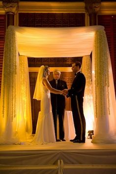 Wedding Planning by MME Event Design & Productions: Chuppah. Plan your wedding with us now: mmeentertainment.com. Call: 877.885.0705 | 212.971.5353