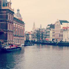 Amsterdam, dicembre 2011.