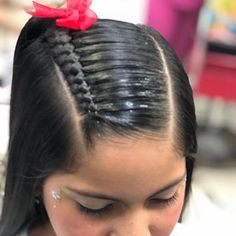 Have you been a mom of a new sweet little choice, aged 0 to weeks? In which case you don't need everybody informing you it's not very easy to produce little one hairdos. Cute Little Girl Hairstyles, Baby Girl Hairstyles, Easy Hairstyles For Long Hair, Baddie Hairstyles, Girl Haircuts, Braids For Long Hair, Braided Hairstyles, Cool Hairstyles, Curly Hair Styles