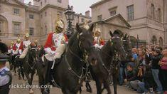 rick steves  London, England: Whitehall Street and Churchill War Rooms