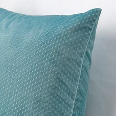 SVARTHÖ Kissenbezug, grün/blau, 50x50 cm - IKEA Österreich Cushions Ikea, Large Cushions, Velvet Cushions, Sofa Pillow Covers, Cushions On Sofa, Bed Pillows, Large Cushion Covers, Cushion Covers Online, Ikea Shopping
