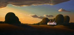 Evening Light- Paul Corfield