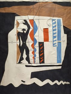 """bauhaus-movement: """" Le Corbusier, measures of man - Retrospective in Centre Georges Pompidou - LE MODULOR - 1950 """" Architecture Bauhaus, Le Corbusier Architecture, Art And Architecture, Chinese Architecture, Futuristic Architecture, Alvar Aalto, Deco Design, Art Design, Design Bauhaus"""