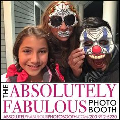 #happyhalloween from the #absolutelyfabulousphotobooth.  Call (203) 912-5230 for #PhotoBooth availability for your #CorporateEvent #Birthday #Sweet16 #Wedding #BarMitzvah #BatMitzvah #Fundraiser and all occasions in #NY #NJ #CT. #eventplanner #weddingplanner #entrepreneur #business #partyplanner #eventphotography #propsigns