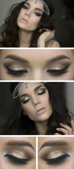 Linda Hallberg #makeup #blogger