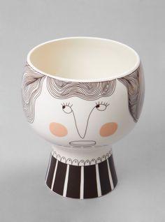 Meyer Lavigne - Porcelain vase