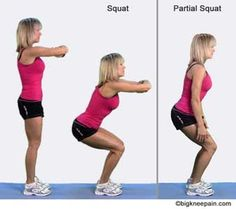 A lot of folks I train deal with Knee Pain. Here;s a great site that can really help you improve!