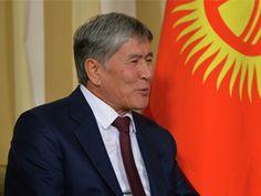 Kırgızistan Devlet Başkanı'nın kızının fotoğrafları yobazları rahatsız etti!