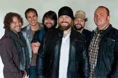 Zac Brown Band One of my favorite bands.