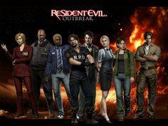 The Outbreak Survivors by legendarydragon90.deviantart.com on @deviantART