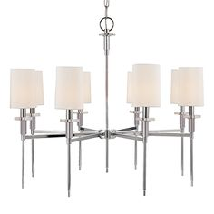 Amherst Chandelier by Hudson Valley Lighting