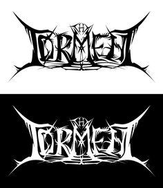 Fictional metal band logo.. by sadako-114 on DeviantArt