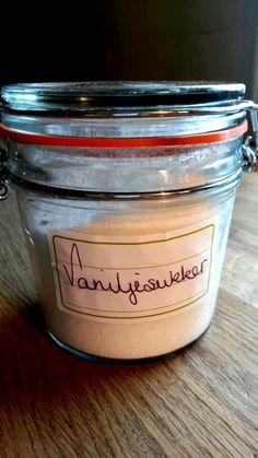 Spiskammeret: Vaniljesukker ... lage selv?