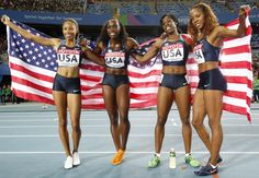 lovelyladies from Olympic trials. Olympic Track Star Sanya Richards-Ross has a New Chance at Life And Career, After Medical Misdiagnosis!!! - Sportsality