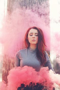 Smoke Bomb Photography | Photography - Portrait Ideas | Pinterest