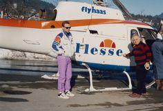 #Skiing - 1980's