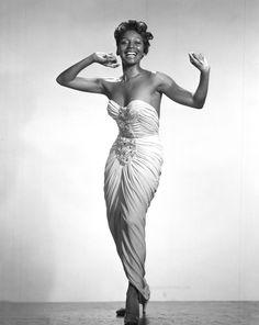 Joyce Bryant, singer