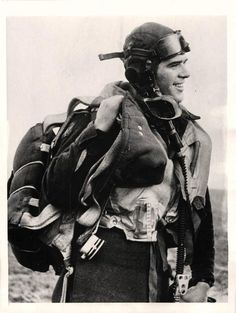 1942- Pilot officer John J. Mooney, of the American Eagle Squadron of the R.A.F., killed  June 16th, 1942, at 22