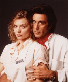 Frankie Johnny Promo Michelle Pfeiffer & Al Pacino, 1991