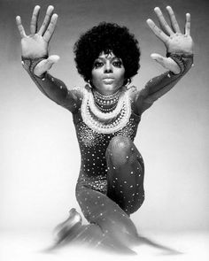 The Boss Diana Ross ~ 1970  #entertainers #supremes #70s